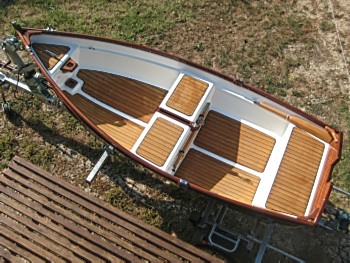 ... ,boat restauration, teak deck,canal boat,channel boat,river boat